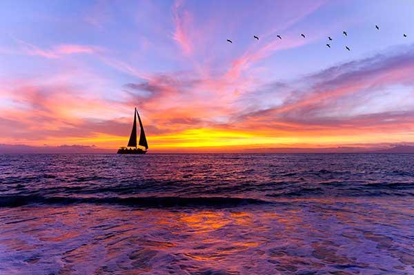Sailing the Georgia Coast